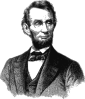 celebrities&Abraham Lincoln png image.