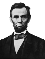 celebrities & abraham lincoln free transparent png image.