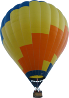 transport&Air balloon png image.