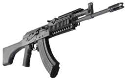 weapons&AK 47 png image.