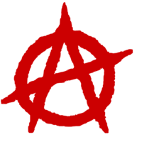 symbols & anarchy free transparent png image.