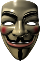 people&Anonymous mask png image.