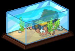 furniture&Aquarium png image.
