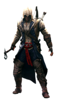 games&Assassin's Creed png image.