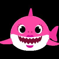 heroes&Baby Shark png image.