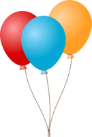Balloon&objects png image