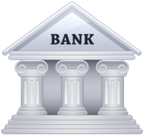 architecture&Bank png image.