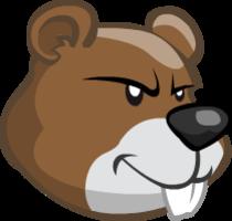Beaver&animals png image