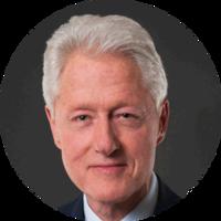 celebrities&Bill Clinton png image.