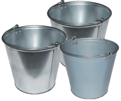 objects&Bucket png image.