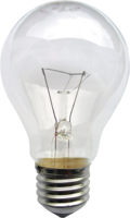objects&Bulb png image.