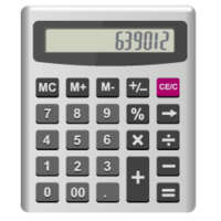 electronics&Calculator png image.