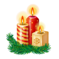 objects&Candles png image.