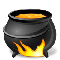 fantasy&Cauldron png image.