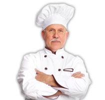 people&Chef png image.