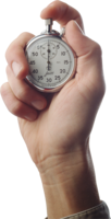 objects & clock free transparent png image.