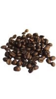 food&Coffee beans png image.