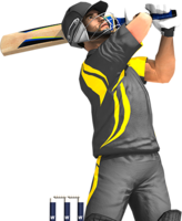 sport & cricket free transparent png image.