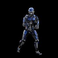 fantasy&Cyborg png image.