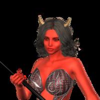 fantasy&Diablo png image.