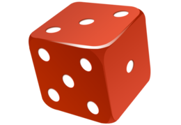 objects&Dice png image.