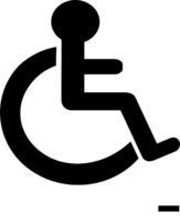 symbols & disabled free transparent png image.