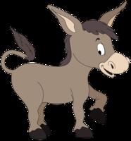 animals&Donkey png image.