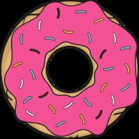 food&Donut png image.