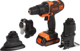 Drill&technic png image