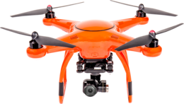 electronics&Drone Quadcopter png image.