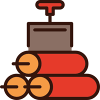 weapons&Dynamite png image.