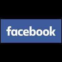logos&Facebook png image.