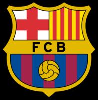 logos&FC Barcelona png image.