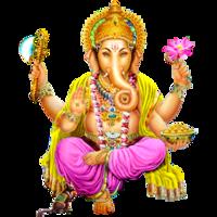 fantasy&Ganesha png image.