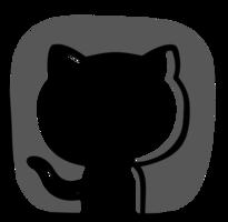 logos&GitHub png image.
