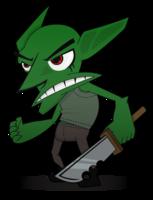 fantasy&Goblin png image.