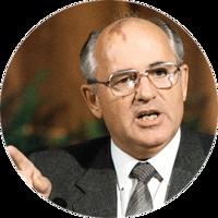 celebrities&Mikhail Gorbachev png image.