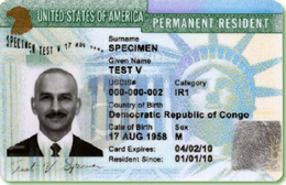 miscellaneous&Green card png image.