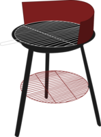 tableware&Grill png image.