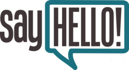 words phrases&Hello png image.