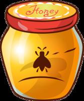 food&Honey png image.