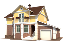 architecture&House png image.