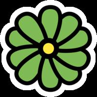 logos&ICQ png image.