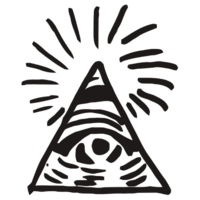 symbols&Illuminati png image.