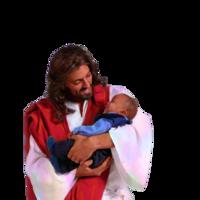 fantasy&Jesus Christ png image.