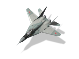weapons&Jet fighter png image.