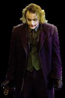 heroes&Joker png image.
