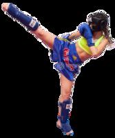 sport & kickboxing free transparent png image.
