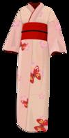 clothing&Kimono png image.