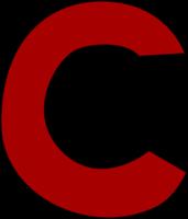 alphabet&C png image.